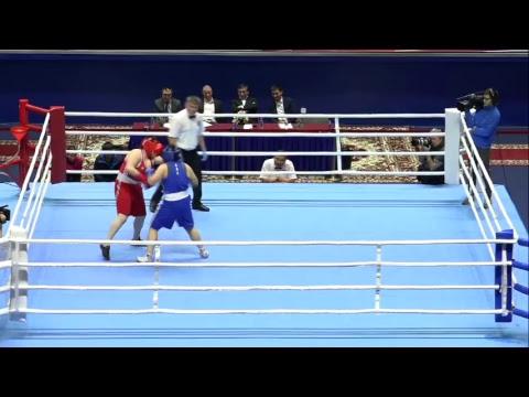 ЧРК по боксу среди женщин Астана-2018. 1/2 финал (16.05.2018)