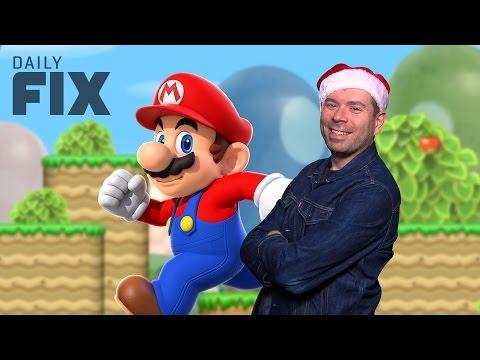 Super Mario Runs to A New Milestone - IGN Daily Fix