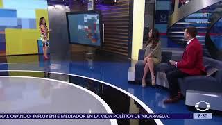 Raquel Méndez 4 de junio del 2018
