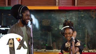 1Xtra in Jamaica - Chronixx & Koffee - Real Rock Riddim