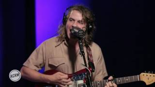 "Kevin Morby performing ""I Have Been To The Mountain"" Live on KCRW"