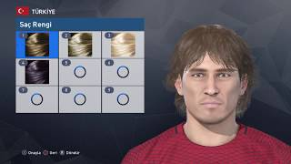 Pes 2017 Face Build | Çağlar Söyüncü | PS4