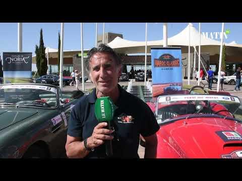 Video : Rallye Maroc Classic 2019 : ... et le titre est attribué à ...