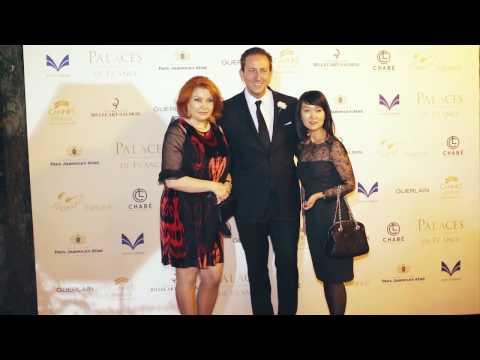 Soirée Palaces de France - Cannes Décembre 2016