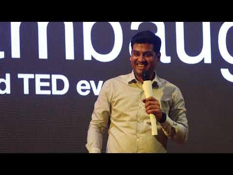 Politics and Passion.   Dr. Shrikant Eknath Shinde   TEDxRambaug