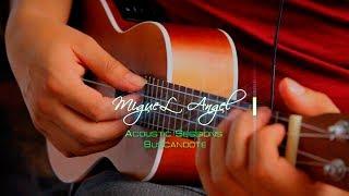 Buscándote - Mike Bahía (cover) Miguel Angel Alba - Acustic Session