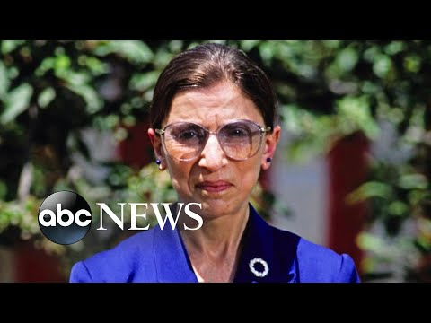 Remembering Justice Ruth Bader Ginsburg | Nightline