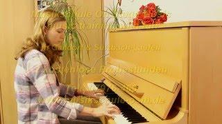 Klavier lernen: Comptine d'un autre été - Die fabelhafte Welt der Amelie - Solo Piano - Cover