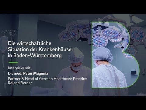 Die wirtschaftliche Situation der Krankenhäuser in Baden-Württemberg