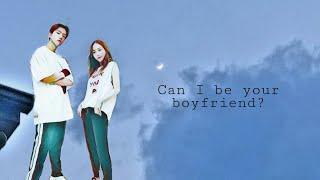 baekhyun to taeyeon ; can i be your boyfriend?