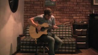 Adam Miller - Noah's Little Nod - Cole Clark Angel Guitar