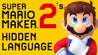How to Read Super Mario Maker 2's Hidden Language - Inside Gaming Feature