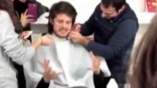 Daniel Sharman singing in Italian   I Medici 3