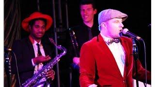 """Blake Lewis & Postmodern Jukebox """"Thong Song"""" Seattle"""
