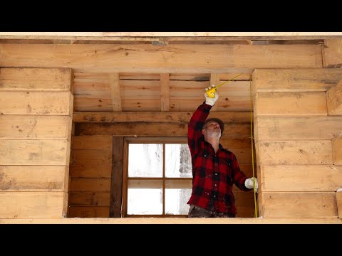 Installing Windows in an Off Grid Workshop | A New Year on the Homestead
