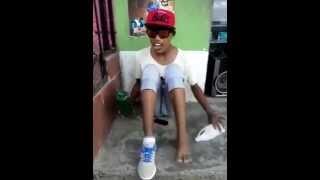 Niño ciego  canta EL PERDON DE NICKY JAM  (cover)