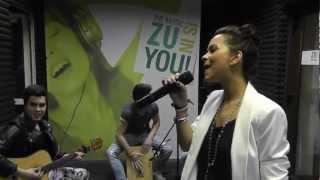 Inna - More Than Friends (Live la Radio ZU)