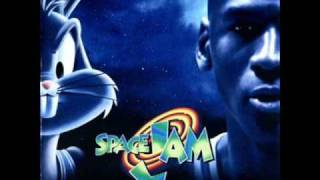 Space jam- Let's get ready to rumble