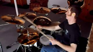Deadsy Key To The Gramercy Park- drum cover