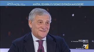 """Mattia, la 'sardina' che ha riempito Piazza Maggiore contro Matteo Salvini: """"Non conosco Prodi"""""""