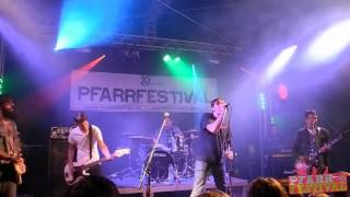 Pfarrfestival Live 2012: The Snips - Digital Letter