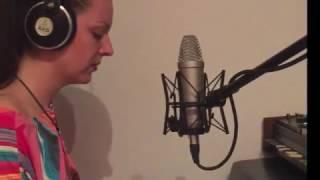 """TEARDROP"" - Massive Attack, live acoustic cover by Adriana Benova"