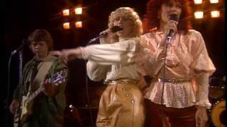 ABBA On and On and On Live 1981 - Dick Cavett Meets ABBA (High Quality)