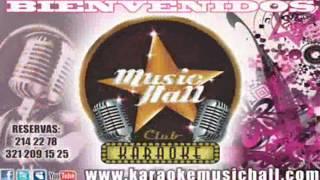 HOMENAJE AL SAYAYIN - CANTA EL PROFETA DE LA CHAMPETA - MUSIC HALL KARAOKE CLUB