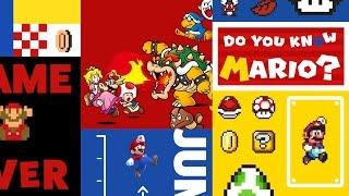 Do You Know Mario?