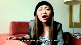 Charice Pempengco singing Pyramid in Acapella sync'd to music by XayberOptix 2011