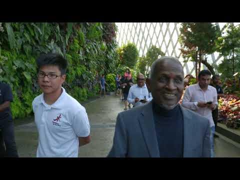 Maestro Isainyani Ilaiyaraaja in Singapore - City in a Garden