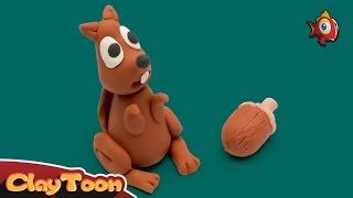 Squirrel - Polymer clay tutorial