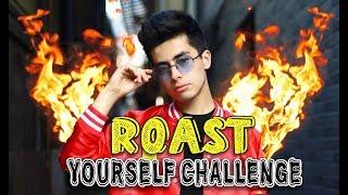 MI PROPIA CANCIÓN | ROAST YOURSELF CHALLENGE | Javier Ramírez