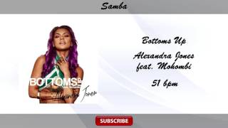 Dj Move It VS Alexandra Jones & Mohombi - Bottoms Up (Samba 51 bpm)