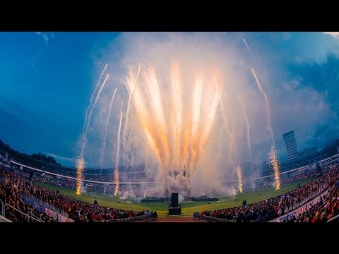 The Gothia Cup Firework 2015