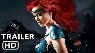 THE BOYS Trailer (NEW, 2019) Karl Urban, Superhero TV Series HD