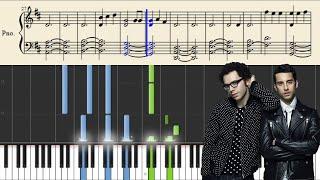 A Great Big World - Say Something - Piano Tutorial + Sheets