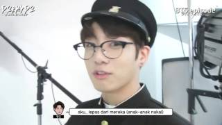 [INDO SUB] [Episode] BTS FESTA 2016 - Real Family photo Shooting width=