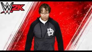 """WWE: """"Retaliation"""" I Dean Ambrose's Theme Song + AE (Arena Effects)"""