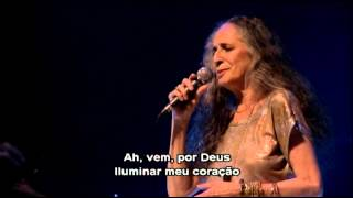 Lua Branca - DVD Carta de Amor - Maria Bethânia