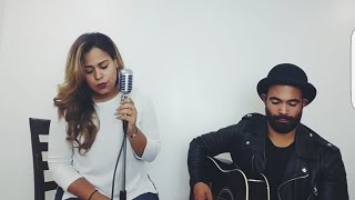 "The Weekend ft. Ed Sheeran ""Dark Times""  ( LOLA FLORENTINO COVER)"