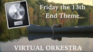 (Virtual Orkestra) Friday the 13th End Theme