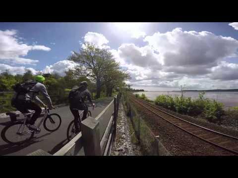 Tour of Britain Cycling Trail - Juliet Elliot