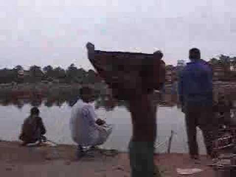 Tank Fishing, Comilla, Bangladesh