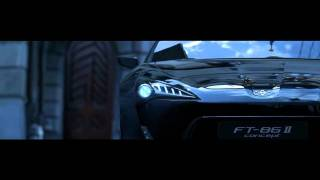2011 Toyota FT-86 II Concept in Gran Turismo 5