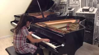 Janhavi Kulkarni (age 13) Chopin Etude- Op. 10, No. 12