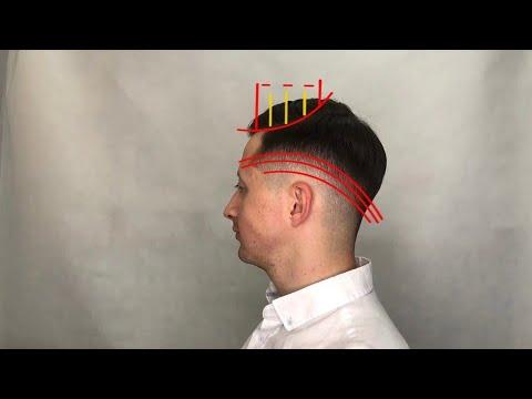 Как сделать плавный переход в мужской стрижке / стрижка фейд (fade) / Стрижка машинкой photo