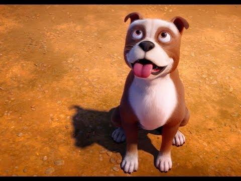 Stubby, un héroe muy especial - Trailer español (HD)