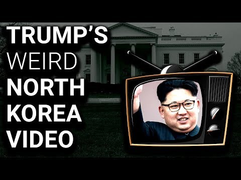 White House Produced Bizarre North Korea Propaganda Video
