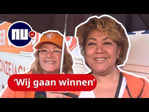 Honderden Oranjefans in bussen naar WK in Frankrijk   NU.nl